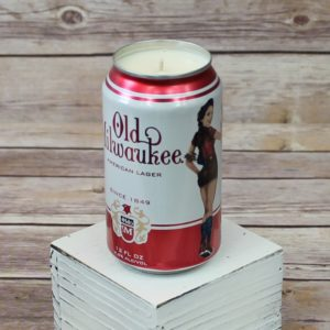 Beer Can Soy Candle