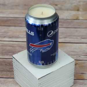 Pepsi Bills Soda Can Soy Candle