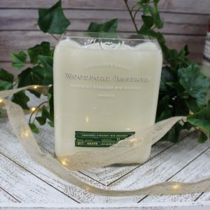 Woodford Reserve Candle