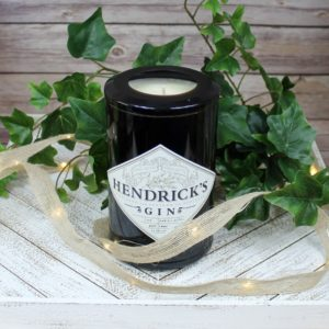 Hendrick's Gin Candle