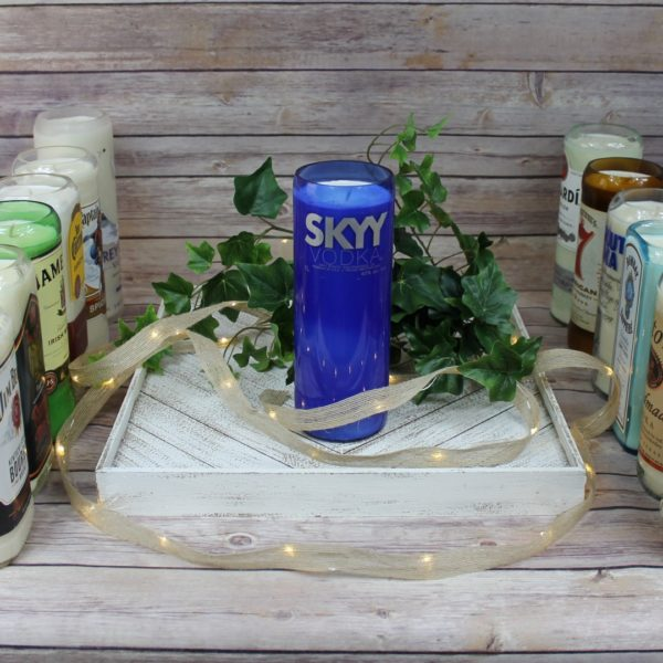 SKYY Vodka Candle
