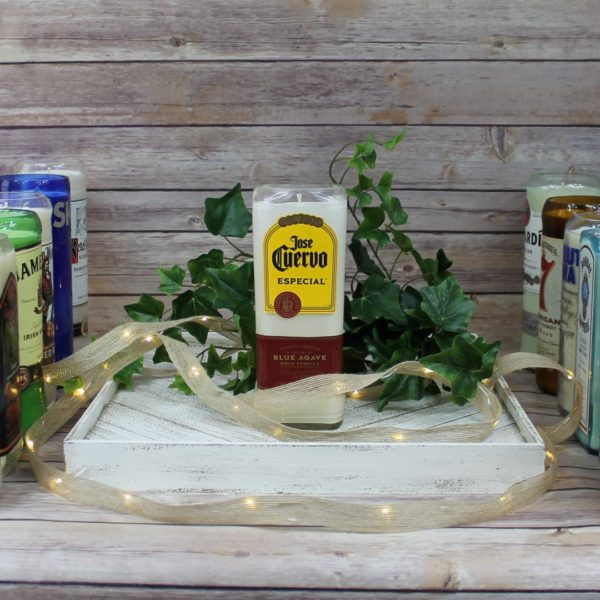Jose Cuervo Candle