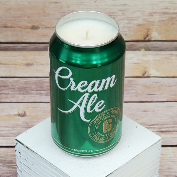 Genesee Cream Ale Candle
