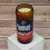 Samuel Adams Beer Bottle Soy Candle
