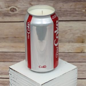 Diet Coke Candle