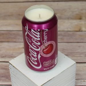 Soda Can Candle