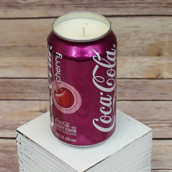 Cherry Coke Candle