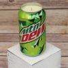 Mountain Dew Candle