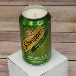 Schweppes Candle