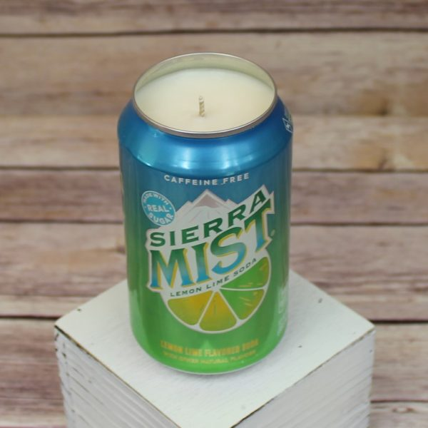 Sierra Mist Candle