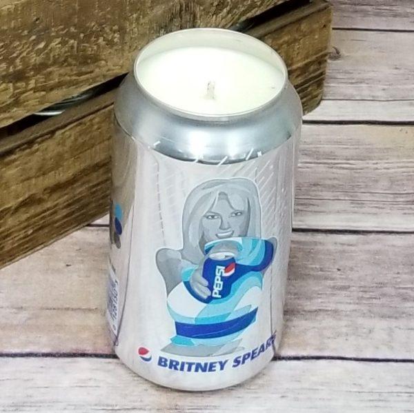 Pepsi Candle