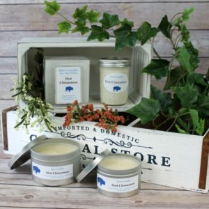 Hot Cinnamon Soy Candles