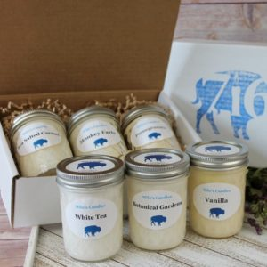 Jam Jar Soy Candles