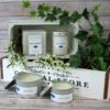 Peppermint and Eucalyptus Soy Candle