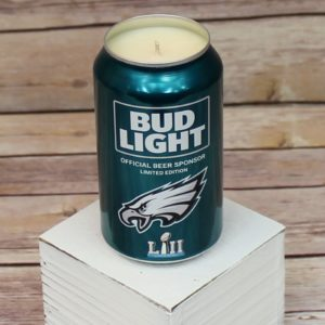 Philadelphia Eagles Candle