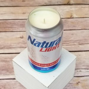 Natural Light Candle