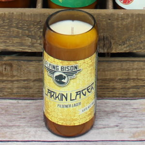 Flying Bison Soy Candle
