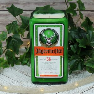 Jager Liquor Candle