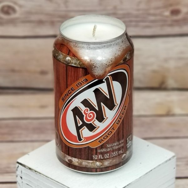 A&W Candle