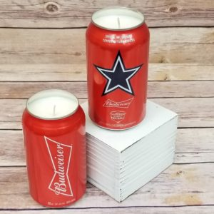 Beer Soy Candles