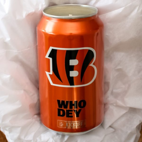 Bengals Candle