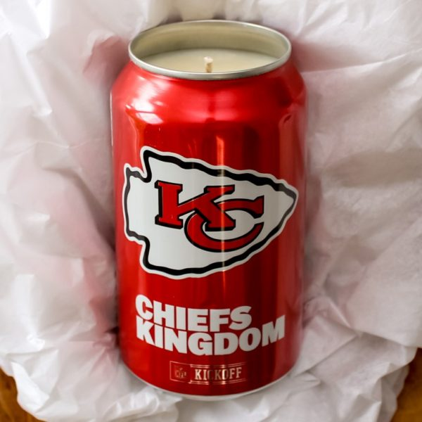 Chiefs Candle