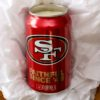49ers Candle