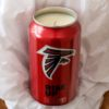 Falcons Candle