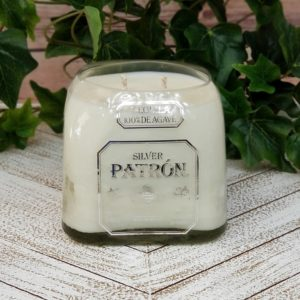 Patron Tequila Candle