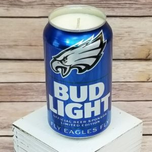 Philadelphia Eagles Candles