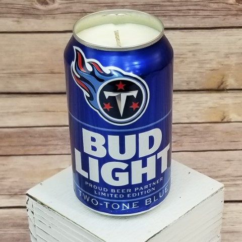 Tennessee Titans Candle