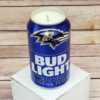 Baltimore Ravens Candle