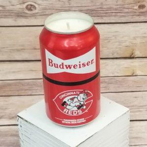 Cincinnati Reds Candle