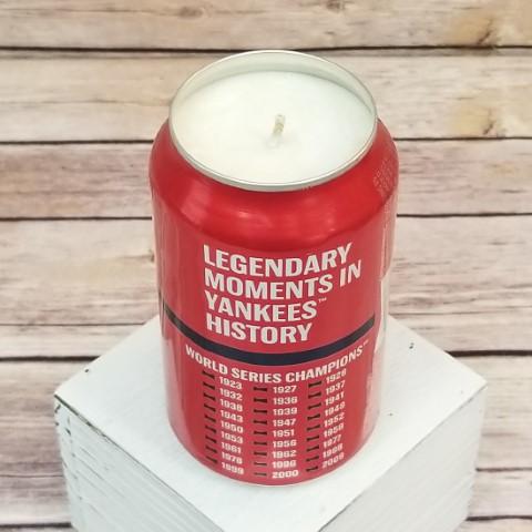 NY Yankees Candle