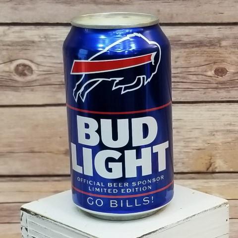 Buffalo Bills Candle