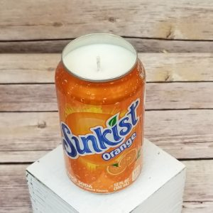 Sunkist Candle