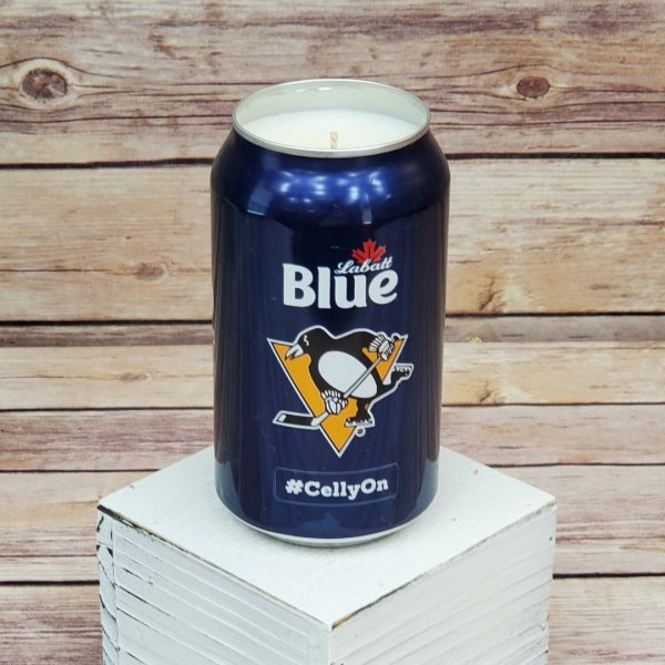 Pittsburgh Penguins Candle