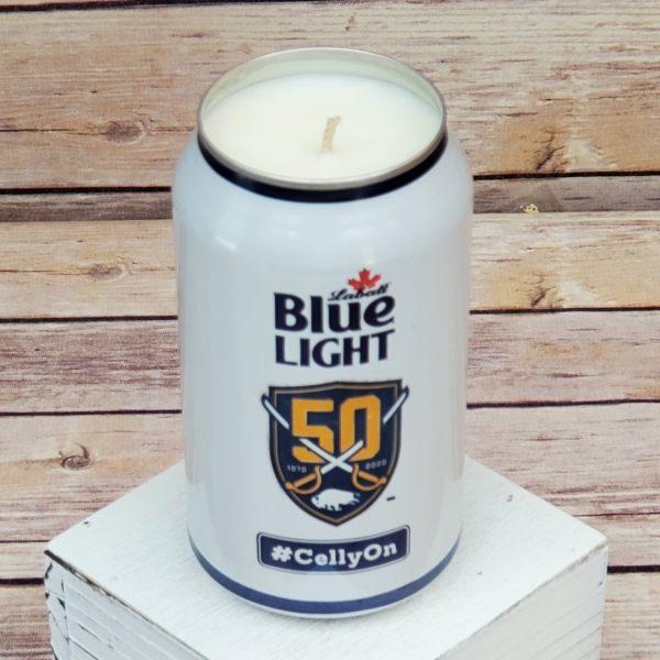 Buffalo Sabres Candle