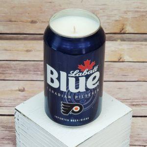 Philadelphia Flyers Candle