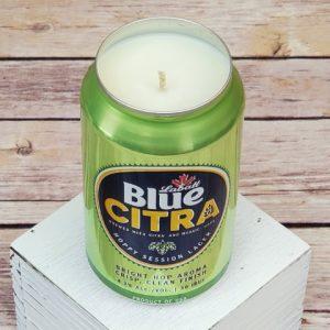 Labatt Blue Citra Soy Candle