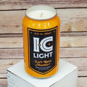 IC Light Soy Candle