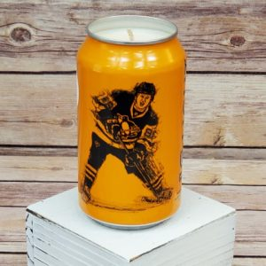 IC Light Penguins Candle