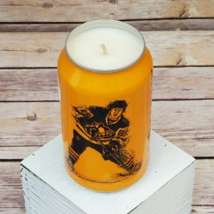 IC Light Pittsburgh Penguins Candle
