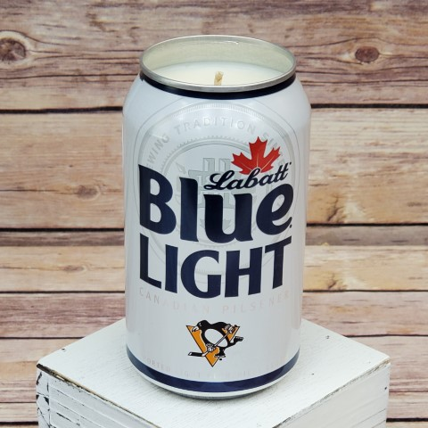 NHL Pittsburgh Soy Candle