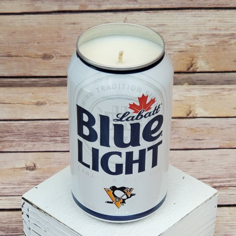 NHL 2019 Pittsburgh Soy Candle
