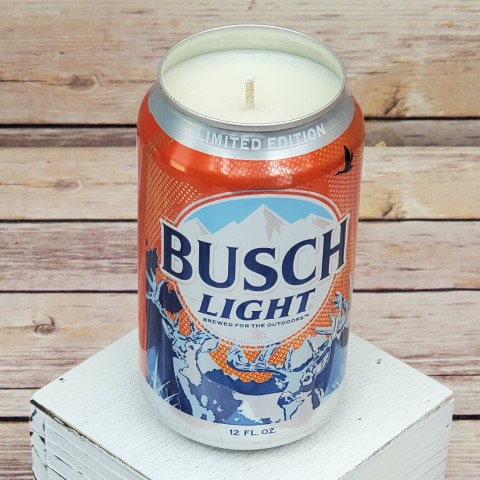 Busch Light 2019 Deer Hunting Candle