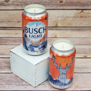 Busch Light 2019 Deer Hunting Soy Candle
