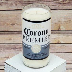 Corona Premier Candle